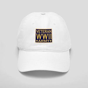 ARMY VETERAN WW II Cap