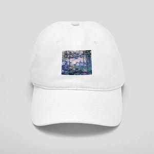 Monet's Water Lilies Cap