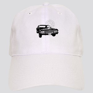 Impala with devils trap Cap