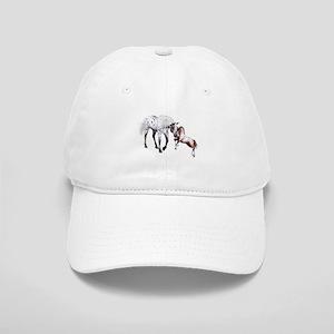 Horses Love Forever Baseball Cap