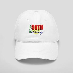 90th Birthday Party Cap