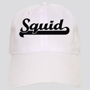 Squid Classic Retro Design Cap
