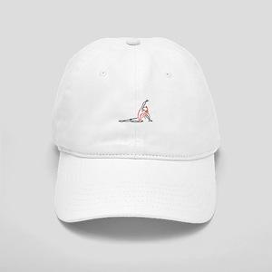 Gymnast Girl Baseball Cap