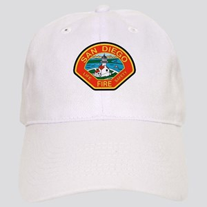 San Diego Fire Department Cap