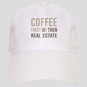 Coffee Then Real Estate Cap