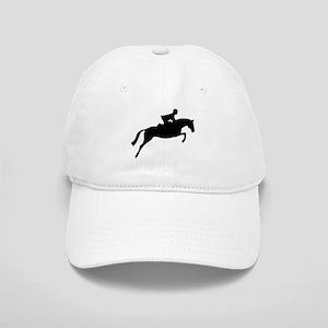 h/j horse & rider Cap