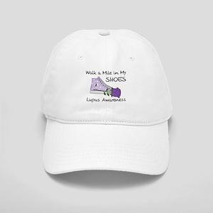 Walk a Mile in My Shoes Lupus Cap