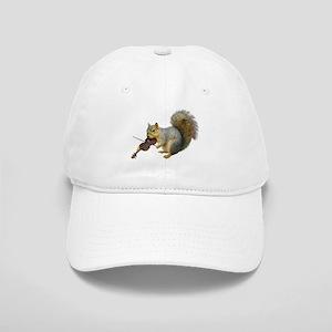 Squirrel Violin Cap