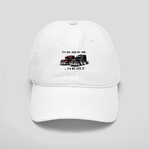 Trucker - it's my life Cap
