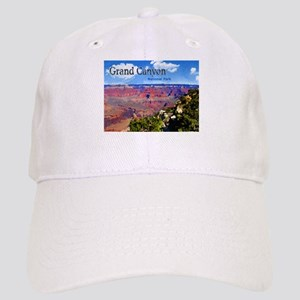 Grand Canyon NAtional Park Poster Baseball Cap