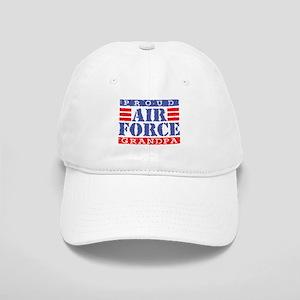 Proud Air Force Grandpa Cap
