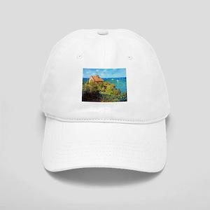 Claude Monet Fisherman's Cottage Cap