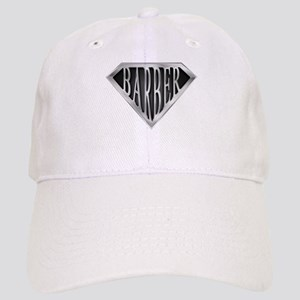SuperBarber(metal) Cap