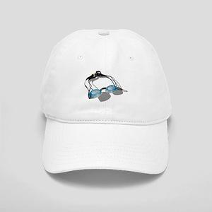 Swimming Goggles Cap