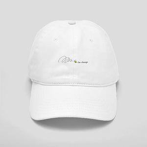 Bee The Change Baseball Cap