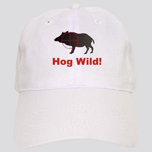 Hog Wild Baseball Cap