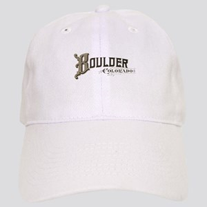 Boulder Colorado Cap