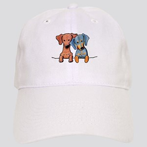 Pocket Doxie Duo Cap