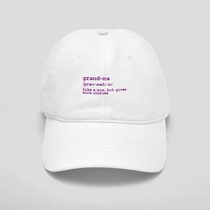 Grandma and Grandpa Just Like Cap
