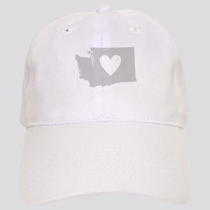 Heart Washington Cap