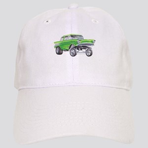 57 Green Gasser  Cap
