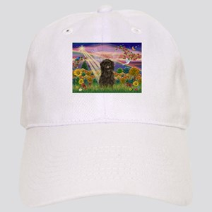 Autumn Angel /Affenpinscher Cap