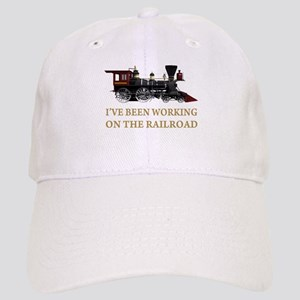 I've Been Working on the Railroad Cap