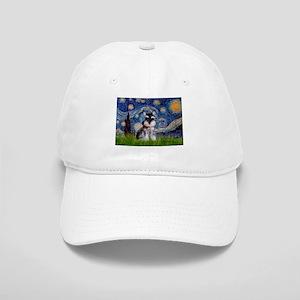 Starry / Schnauzer Cap
