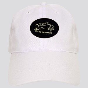 More Greyhound Logos Cap