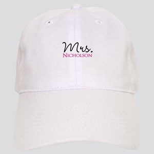 Customizable Name Mrs Cap