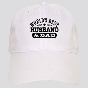 World's Best Husband and Dad Cap