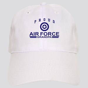 Proud Air Force Grandpa Cap