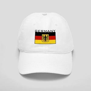German Flag Cap