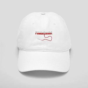 Phlebotomist with Needle Logo Cap