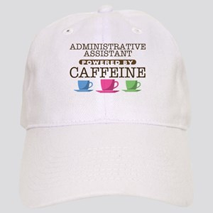 Administrative Assistant Powered by Caffeine Cap