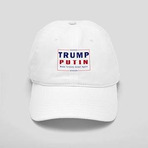 Trump Putin 2016 Baseball Cap