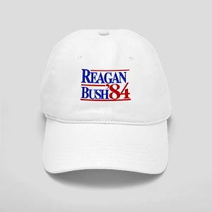 Reagan Bush 1984 Cap