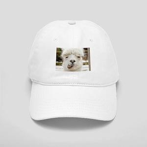 Funny Alpaca Smile Cap