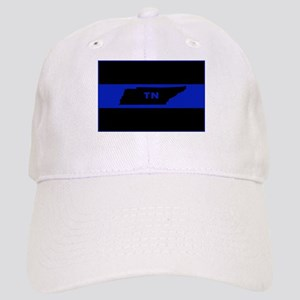Thin Blue Line - Tennessee Cap