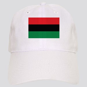 The Red, Black and Green Flag Cap