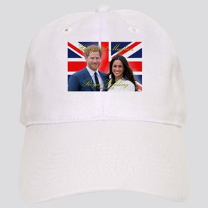 HRH Prince Harry and Meghan Markle Cap