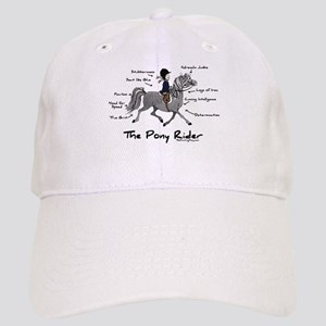 Pony Rider Equestrian Cap