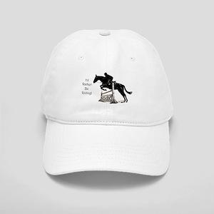 I'd Rather Be Riding Horse Cap