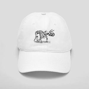 Triceratops Skeleton Cap