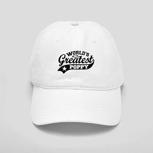 World's Greatest Poppy Cap