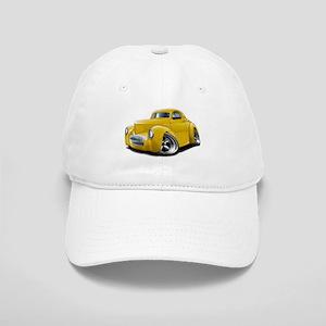 1941 Willys Yellow Car Cap