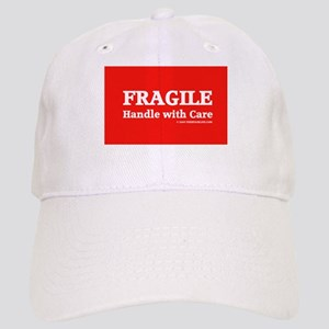 FRAGILE tag Cap