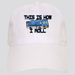 How I Roll RV Cap