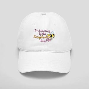 Scrapbooking Bug Cap
