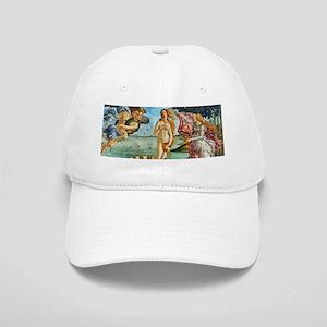 The Birth of Venus - Botticelli Baseball Cap